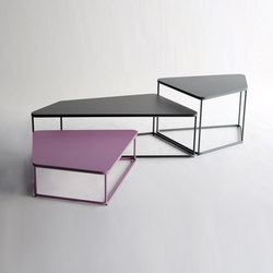 Pangaea Tables | Side tables | Phase Design