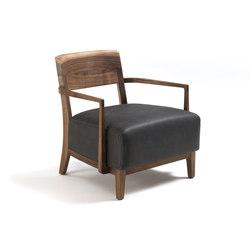 Wilma Braccioli | Poltrone lounge | Riva 1920
