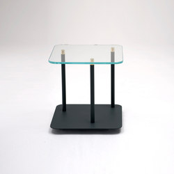 Points of Interest Side Table | Mesas de centro | Phase Design