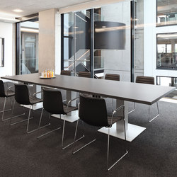Sono conference table | Conference tables | RENZ
