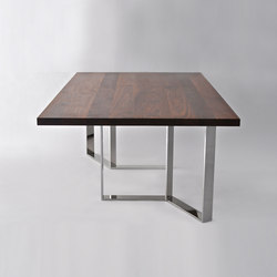 Roundhouse Table | Escritorios individuales | Phase Design