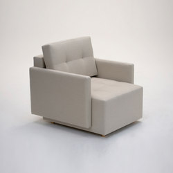 Softscape chair | Poltrone lounge | Phase Design