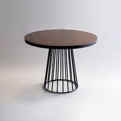 Wired Café Table | Mesas para cafeterías | Phase Design