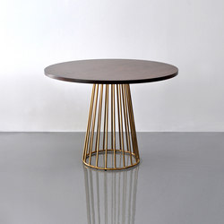 Wired Café Table | Tavoli caffetteria | Phase Design