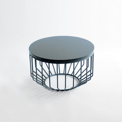 Wired Complement Table | Tavolini alti | Phase Design