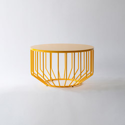 Wired Complement Table | Coffee tables | Phase Design
