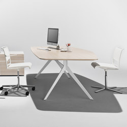 Star office table | Bureaux | RENZ