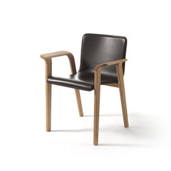 Louise | Visitors chairs / Side chairs | Riva 1920