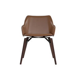 Iki PW armchair | Visitors chairs / Side chairs | Frag