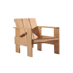 Crate Chair | Fauteuils d'attente | spectrum meubelen