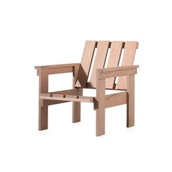 Crate Chair outdoor | Gartensessel | spectrum meubelen