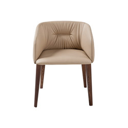 Sofy | monomaterial armchair | Visitors chairs / Side chairs | Frag