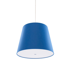 Cluster Big blau | General lighting | frauMaier.com