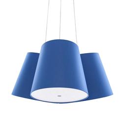 Cluster blau-blau-blau | Allgemeinbeleuchtung | frauMaier.com