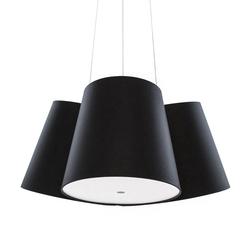 Cluster black-black-black | General lighting | frauMaier.com