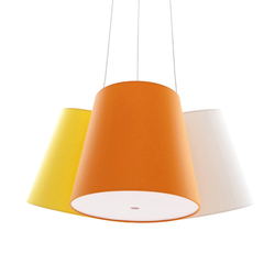 Cluster jaune-orange-blanche | Suspensions | frauMaier.com