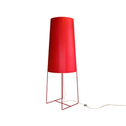 Fat Sophie red | Free-standing lights | frauMaier.com