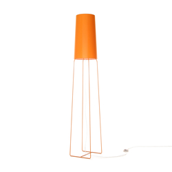 Slim Sophie orange | Iluminación general | frauMaier.com