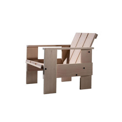 Crate Chair Junior | Infant's armchairs / sofas | spectrum meubelen