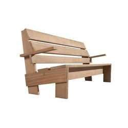 Hillebrandt Garden Bench | Panche da giardino | spectrum meubelen