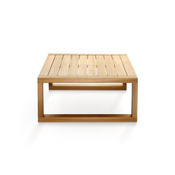 Cima Lounge Mesita 91 | Tables basses de jardin | FueraDentro