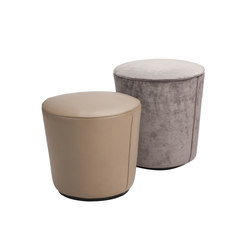 Easy Hocker round | Poufs | Christine Kröncke