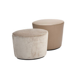Easy Hocker oval | Pouf | Christine Kröncke