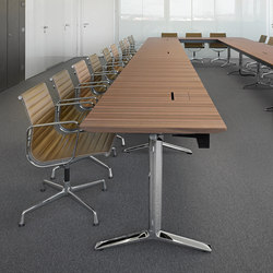 Talk conference table | Conference table systems | RENZ