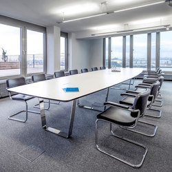 Tune conference table | Contract tables | RENZ