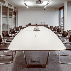 Tune conference table | Mesas contract | RENZ