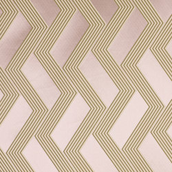 Funky Stripes col. 004 | Curtain fabrics | Dedar