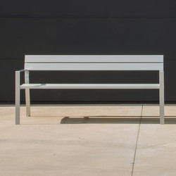 Harpo Bench | Benches | Santa & Cole