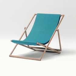Portofino | Deck Chair | Sdraio da giardino | Paola Lenti
