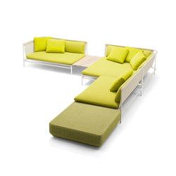Canvas | Garden sofas | Paola Lenti