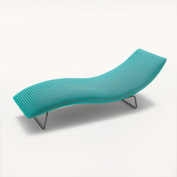Lineadue | Chaise longues | Paola Lenti