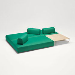 Orlando | Seating islands | Paola Lenti