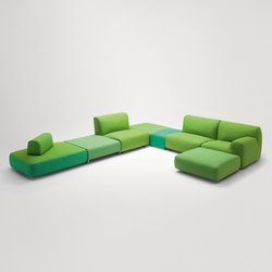 Welcome | Lounge sofas | Paola Lenti