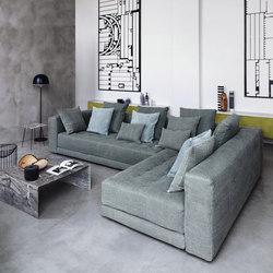 Doze système confort modulable | Canapés modulaires | Flou