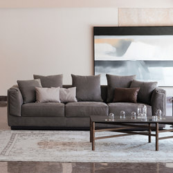 Gentleman sofa | Sofas | Flou
