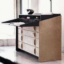 Gentleman secrétaire-writing desk | Bureaus | Flou