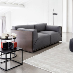 Bacon Kuoio | Lounge sofas | Meridiani
