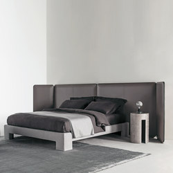Tuyo Bed | Camas dobles | Meridiani