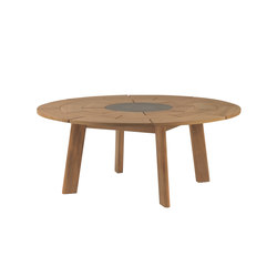 BRICK round table | Dining tables | Roda
