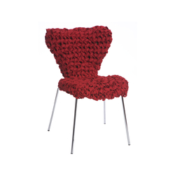 Re-Design red | Seat cushions | fräch