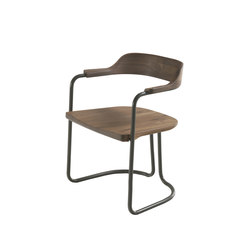 Tubular | Restaurant chairs | Riva 1920