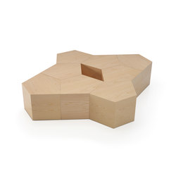 Pent | Seating islands | BELTA & FRAJUMAR