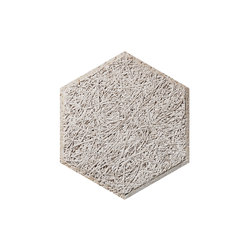BAUX Acoustic Tiles Hexagon | Paneles de pared | BAUX