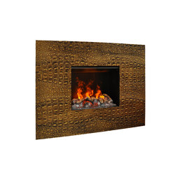 Senses I 3D | Ventless electric fires | GlammFire