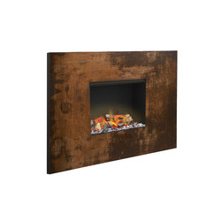 Senses III 3D | Ventless electric fires | GlammFire