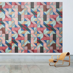 BAUX Acoustic Tiles | Wandpaneele | BAUX